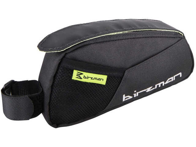 Birzman Belly B Yläputkilaukku, black/green